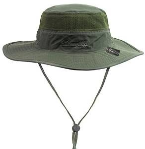 b69022f08ca Camo Coll Outdoor Sun Cap Camouflage Bucket Mesh Boonie Hat. Best Army  Bucket Hats for Men ...