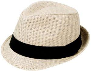 c8b5ab9437a088 Simplicity Men/Women Summer Short Brim Straw Fedora Hat