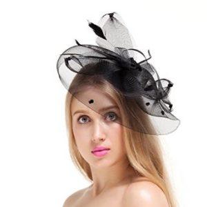 Best Wedding Hats and Fascinators for Women