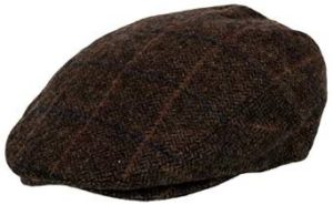 5914b8d6c6c Men s Premium Wool Blend Classic Flat Ivy Newsboy Collection Hat