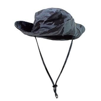 d599692cefa Camo Outdoor Military Bucket Hat Hunting Fishing Camping Hiking Sun Cap