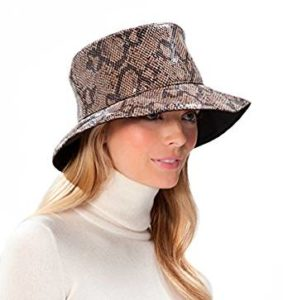 7f3c33d269e52 Women's Boa Rain Hat One Size Taupe Mix