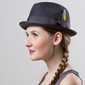 10 Best Women s Trilby Hats 2018 ee7e50c1700