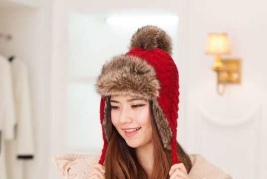 Bomber Hats for Women