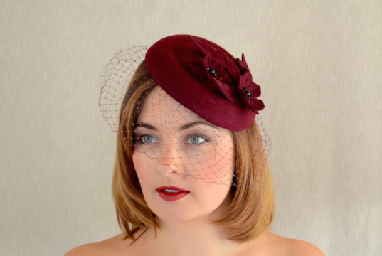 Pillbox Hat With Veil Reviews