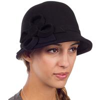 Crochet Cloche Hats 6
