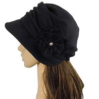 Crochet Cloche Hats 7