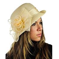 Crochet Cloche Hats 9