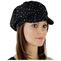 Flat Caps for Women1