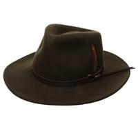 Indiana Jones Fedora Hats for Men 10