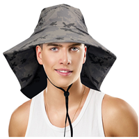Packable Sun Hats for Men2