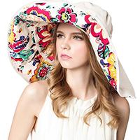 Packable Sun Hats for Women10