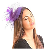 Pillbox Hat With Veil 7