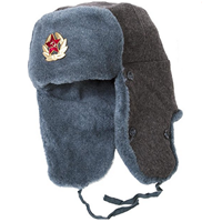 Ushanka Russian Fur Hats1