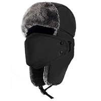 Ushanka Russian Fur Hats3
