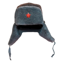 Ushanka Russian Fur Hats8