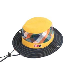 Kids Sun Hat for Camping Protection UPF 50+ Adjustable Head Baseball Caps for Outdoor Hiking Traveling