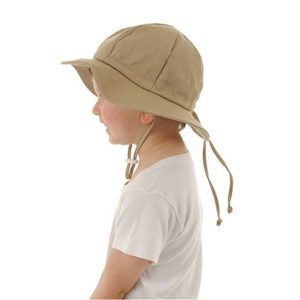 sun hat with chin strap