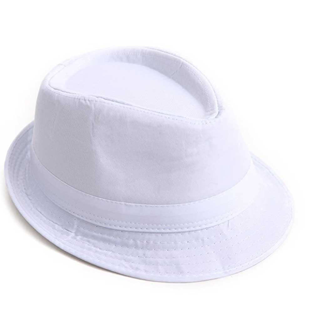 trilby fedora hat for boys