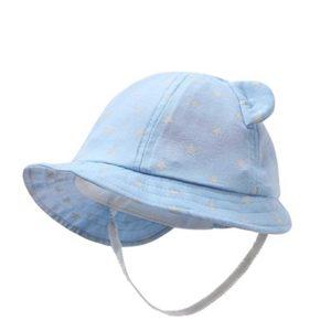 vivo-biniya Newborn Boy Summer Hats Baby Sun Hat