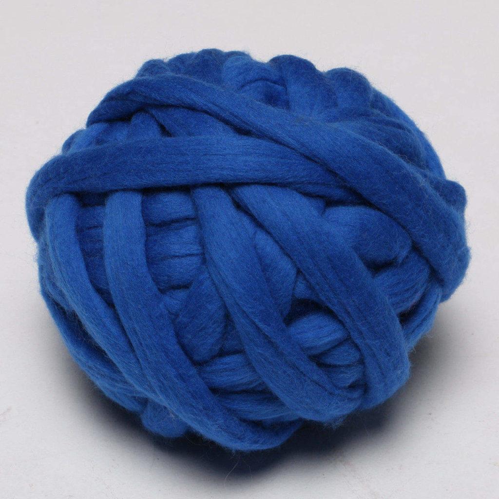 Processed yarn