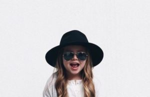 girls sun hats