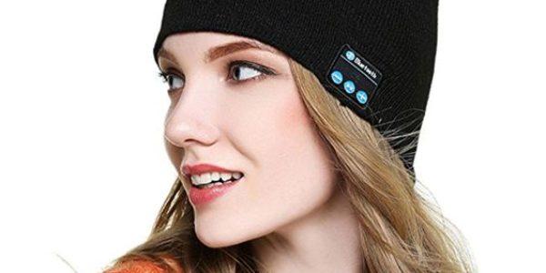 wireless headphones hat for women