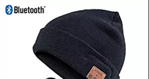Zibaar Latest Bluetoth V4.1 Bluetooth Headphone Beanie Wireless Bluetooth Hat Combined with Removable Headset; Hands Free Talking