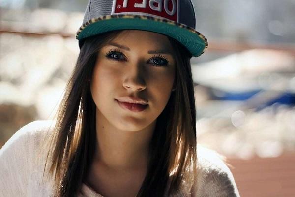 baseball cap beautiful