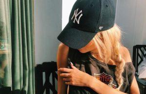 Baseball cap NY