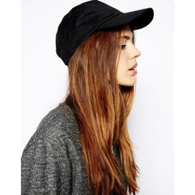 black trendy hat 2017