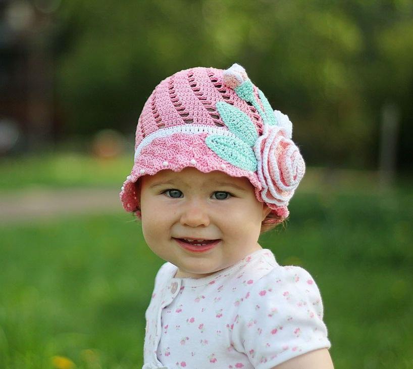 brimless children hat