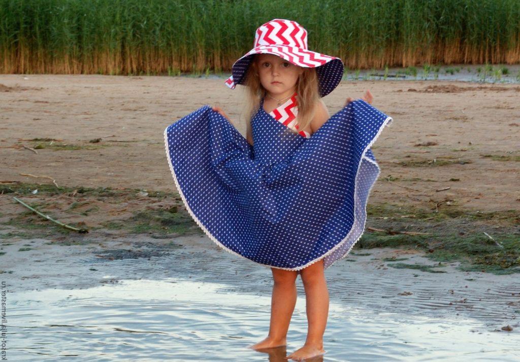 cute colorful children hat