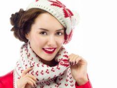 fashionable stylish winter season hat