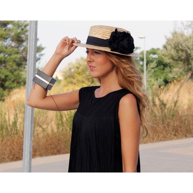 kanotier straw hat