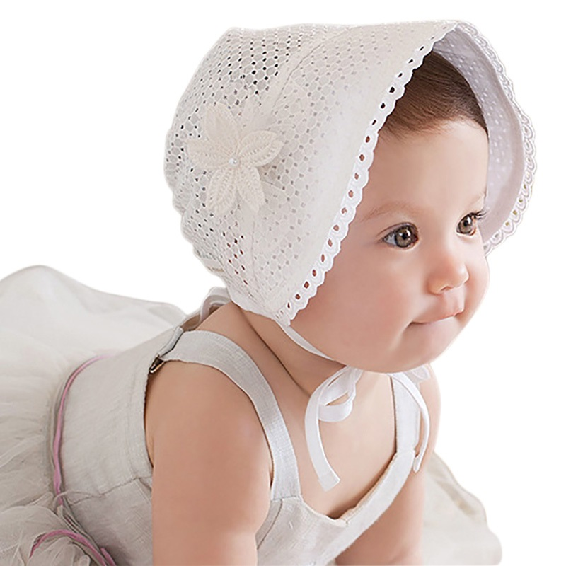 lacy hats for infants