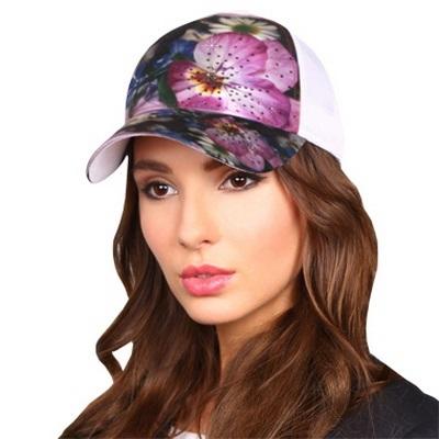 long visor baseball cap