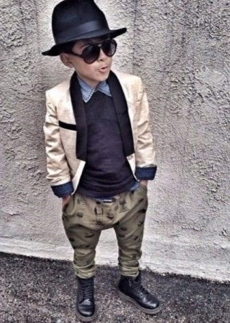 stylish children for young boys