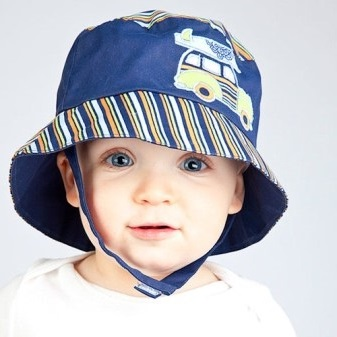 summer hats for kids with strings