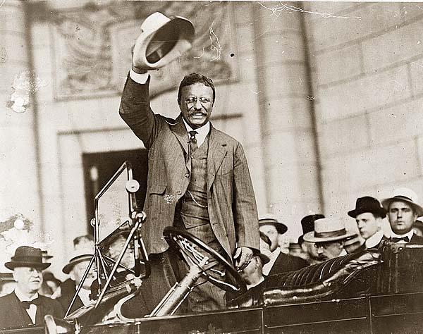 Theodore Roosevelt Panama Hat
