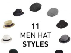 11 Men Hat Styles