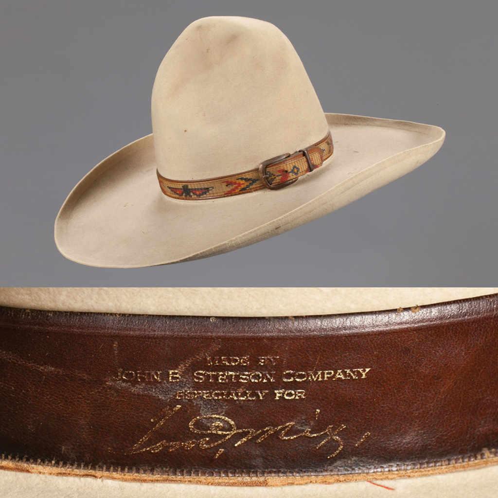John Batterson Stetson Cowboy Hat