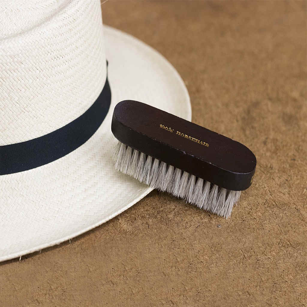 cleaning panama hats