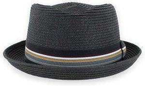 Belfry summer pork pie hat