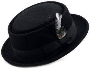 NYFASHION101 porkpie hat