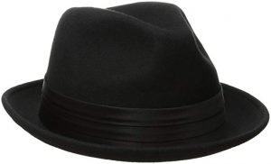 Stacy Adams crushable wool hat