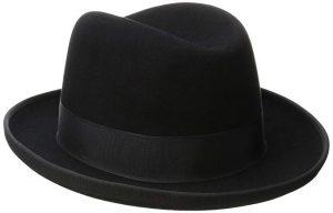 Stetson homburg hat