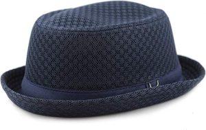 The Hat Depot unisex pork pie hat