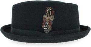 Belfry porkpie hat