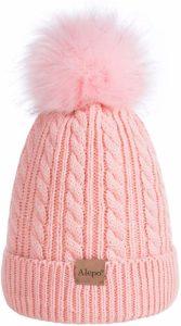 Alepo kids toddler baby winter beanie